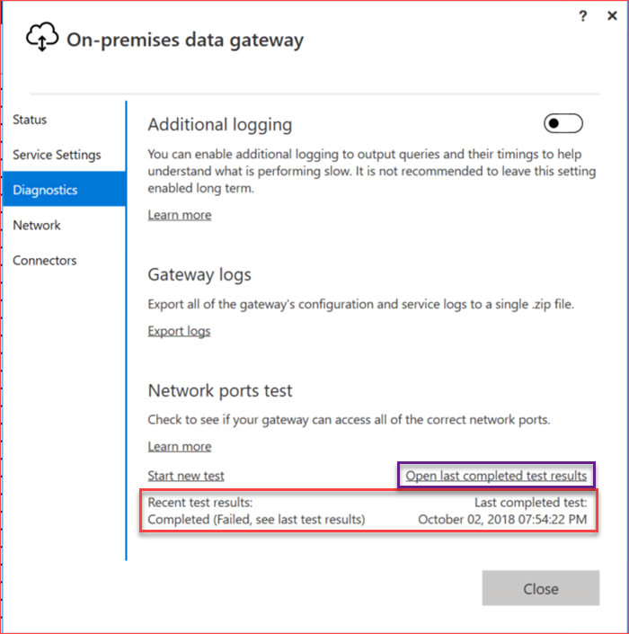 Using on-premises data gateway with SharePoint 2019 and